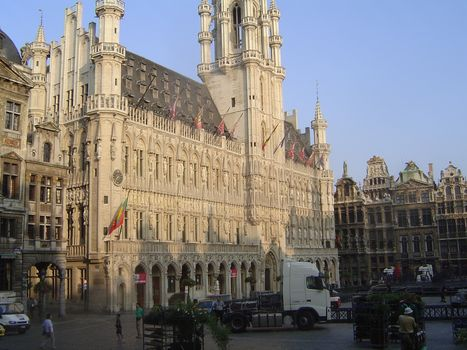 Belgium: Brussels: the Grand Place picture 4