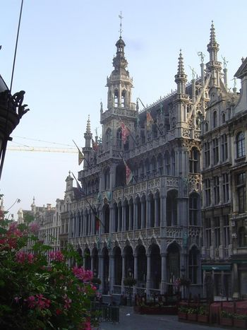 Belgium: Brussels: the Grand Place picture 3