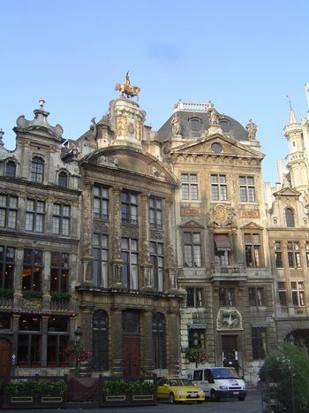 Belgium: Brussels: the Grand Place picture 8