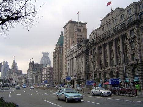 China: Shanghai:The Bund picture 1