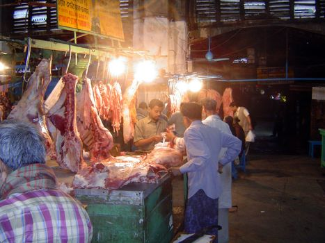 Northern India: Calcutta's New Market picture 16