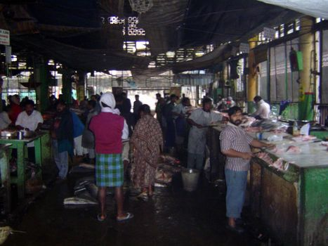 Northern India: Calcutta's New Market picture 14