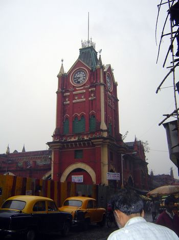 Northern India: Calcutta's New Market picture 6