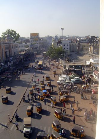 Peninsular India: Hyderabad: the Qutb Shahi City picture 6