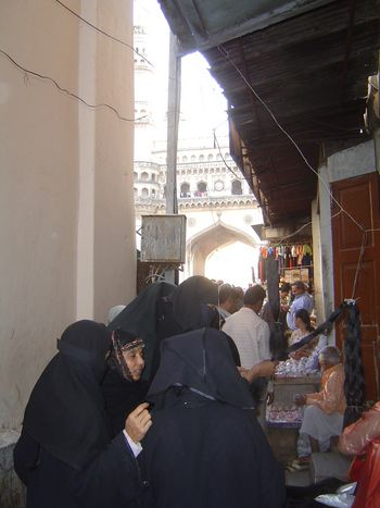Peninsular India: Hyderabad: the Qutb Shahi City picture 20
