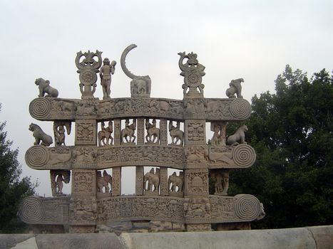 Peninsular India: Sanchi picture 5