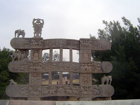 Peninsular India: Sanchi picture 10