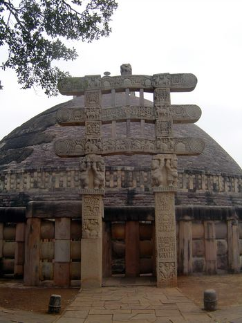 Peninsular India: Sanchi picture 14
