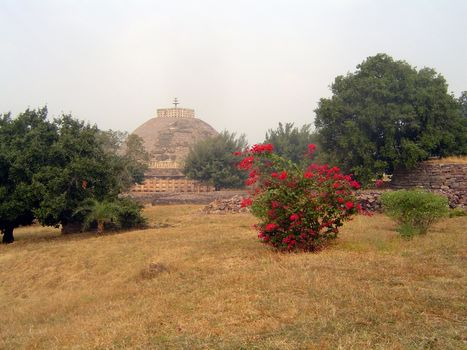 Peninsular India: Sanchi picture 1