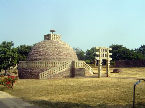 Peninsular India: Sanchi picture 24