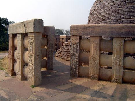 Peninsular India: Sanchi picture 26