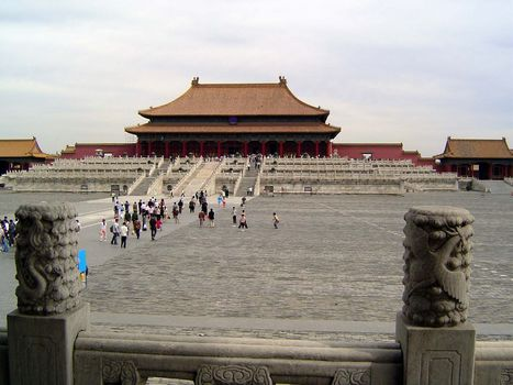 China: The Grand Axis of Imperial Beijing picture 11