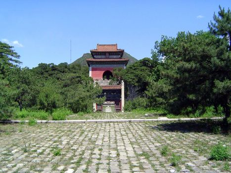 China: Beijing: Ming Tombs picture 16