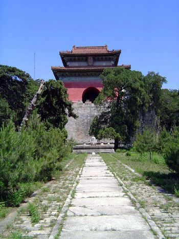 China: Beijing: Ming Tombs picture 17