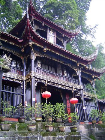 China: Dujiangyan picture 14