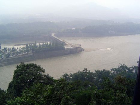China: Dujiangyan picture 2