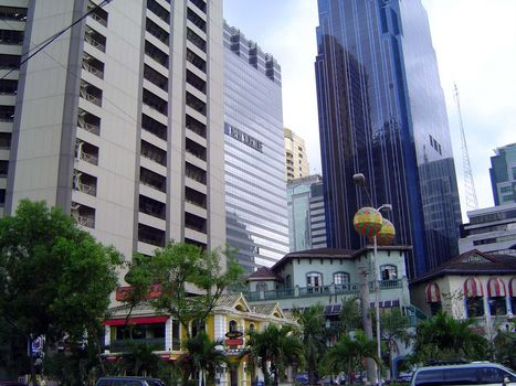 The Philippines: Manila: Makati, Ortigas, Global City picture 11