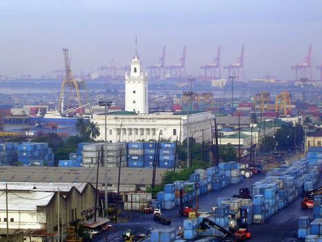 The Philippines: Manila: South Port picture 7