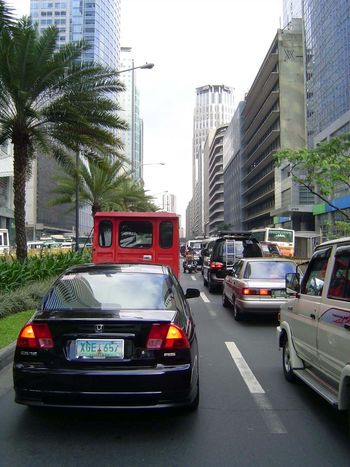 The Philippines: Manila: Makati, Ortigas, Global City picture 1