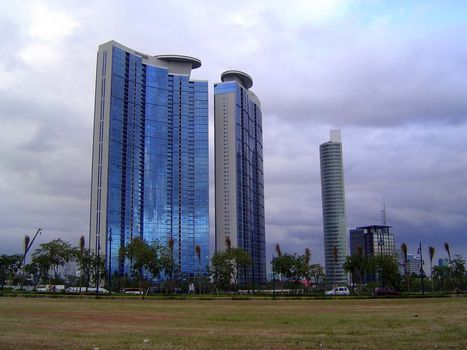 The Philippines: Manila: Makati, Ortigas, Global City picture 18