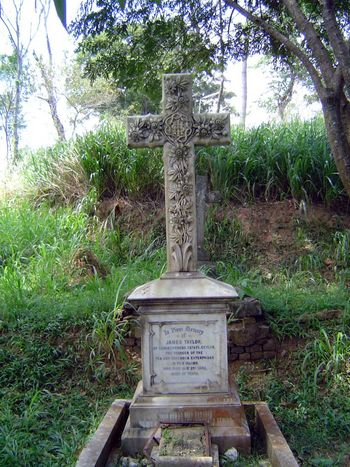 Sri Lanka: Kandy: Christian Cemeteries picture 19