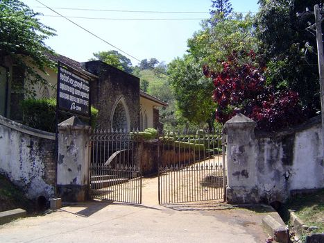 Sri Lanka: Kandy: Christian Cemeteries picture 16