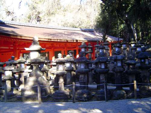 Japan: Nara: Shrines & Temples picture 6