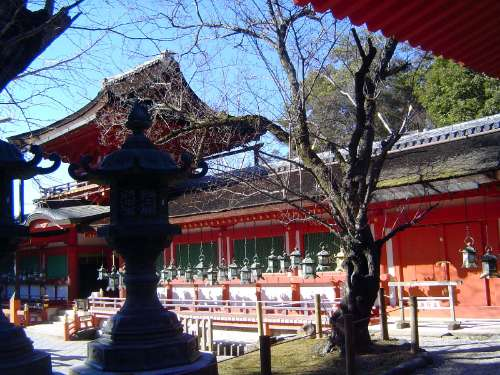 Japan: Nara: Shrines & Temples picture 11