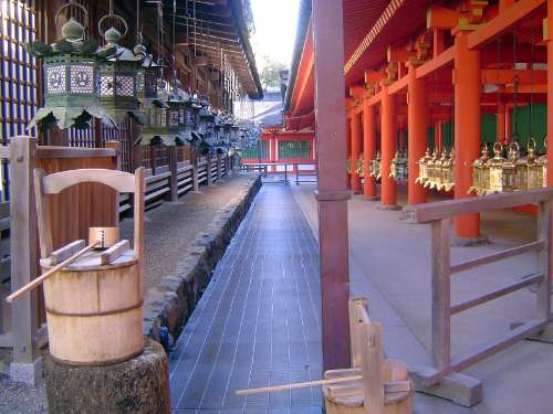 Japan: Nara: Shrines & Temples picture 10