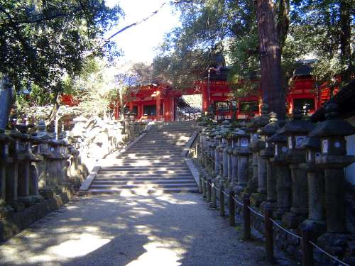 Japan: Nara: Shrines & Temples picture 5