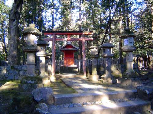 Japan: Nara: Shrines & Temples picture 4