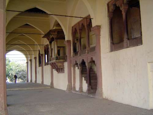 Pakistan: Lahore Fort picture 7
