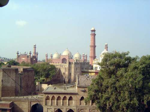 Pakistan: Lahore Fort picture 22