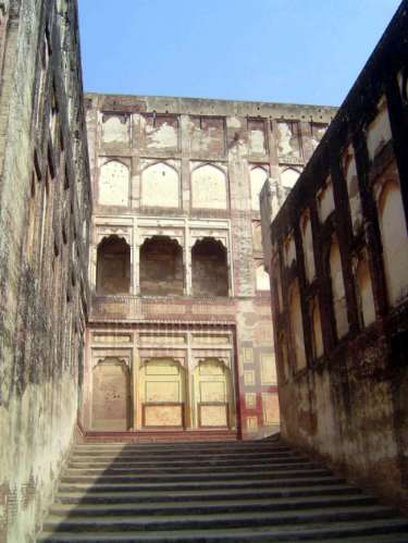 Pakistan: Lahore Fort picture 4
