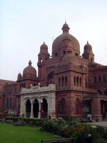 Pakistan: Lahore: British picture 6
