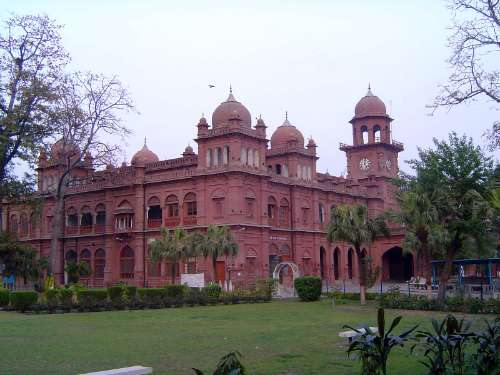 Pakistan: Lahore: British picture 5