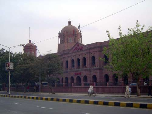 Pakistan: Lahore: British picture 16