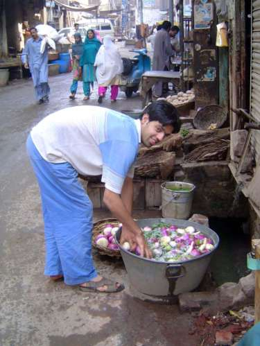 Pakistan: Lahore: the Old City picture 33