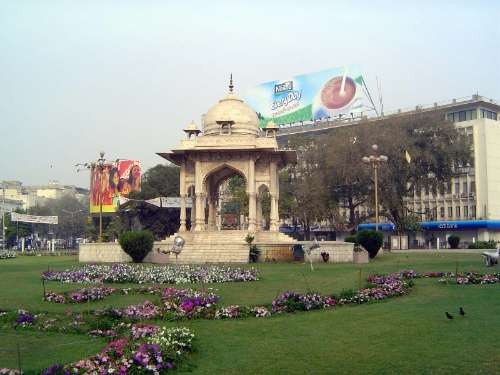 Pakistan: Lahore: British picture 1