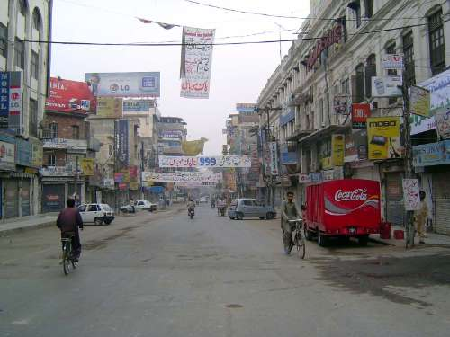 Pakistan: Lahore: Modern picture 2