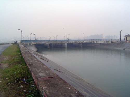 India Themes: Irrigation 4: the Ganges Canal and Haridwar picture 12