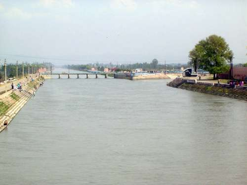 India Themes: Irrigation 4: the Ganges Canal and Haridwar picture 15