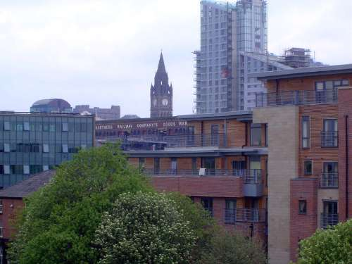 The United Kingdom: Manchester picture 31