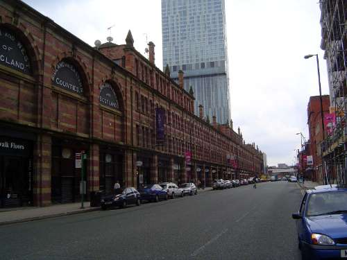 The United Kingdom: Manchester picture 32