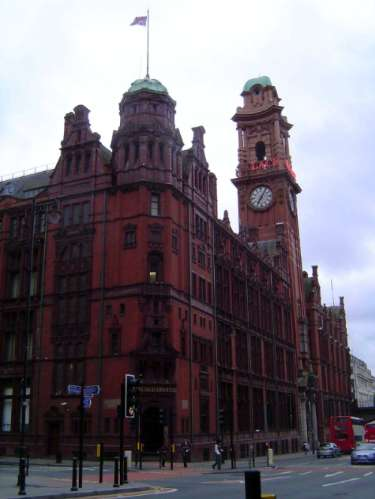 The United Kingdom: Manchester picture 53