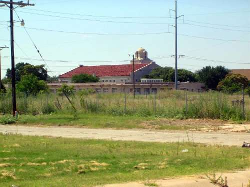 Oklahoma: Oklahoma City: Water, Rail, Road picture 56