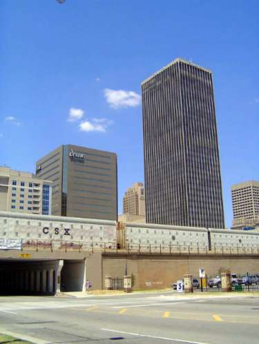 Oklahoma: Oklahoma City: Water, Rail, Road picture 27