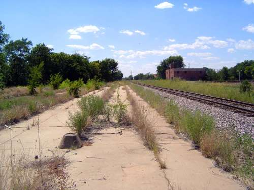 Oklahoma: Oklahoma City: Water, Rail, Road picture 55