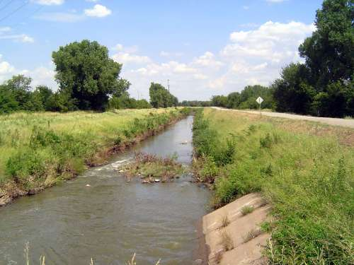 Oklahoma: Oklahoma City: Water, Rail, Road picture 15