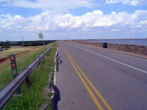 Oklahoma: Oklahoma City: Water, Rail, Road picture 21
